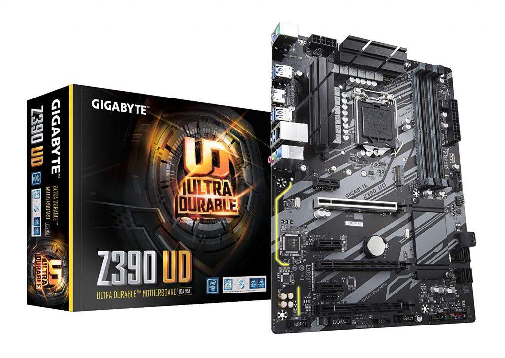 Gigabyte Z390 UD Motherboard LGA1151