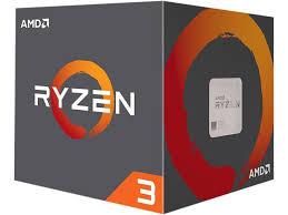 AMD Ryzen 3 2200G 4 Core